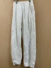 Kriziaworld Pants white size 40 italian made in italy