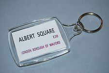 Eastenders key ring - Look the part of the local lad or girl !  Great gift - E20