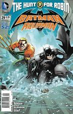 Batman And Aquaman Comic Issue 29 The New 52 Modern Age First Print 2014 Tomasi
