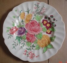 Royal Doulton ENGLISH POSY D5953 Dinner Plate Circa 1930's