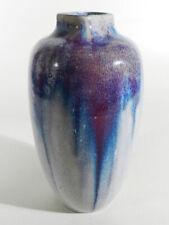 Henry van de VELDE (Z) Jugendstil Art Nouveau Steinzeug Vase No.2035 / 1901/1902