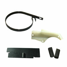 Brake Band Chain Guide Bumper Oil Baffle Plate For 5200 52cc Chinese Chainsaw