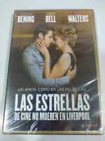 Las estrellas de Cine No Mueren en Liverpool - DVD Region 2 Español Ingles - 3T