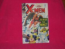 Marvel Comics The X-Men Vol.1 #27 1966