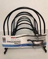 NEW Grayline Pot & Pan Organizer Rack Kitchen Storage NWT