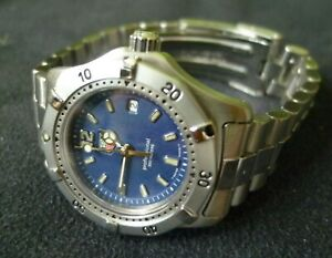 Tag Heuer Ladies Professional Watch WK1313 2000 Series Stainless Steel.