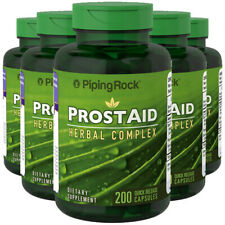 Prostate Support Herbal Complex Saw Palmetto Pygeum 5X200 Caps