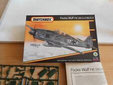 Modelkit Matchbox Focke Wulf fw 190 A-4 R6/A-3 on 1:72 in Box