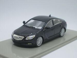 Buick Regal CXL 4-door Sedan 2011 black 1/43 Luxury Collectible Resin
