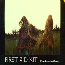 FIRST AID KIT - THE LION'S ROAR: CD ALBUM (September 17th 2012)
