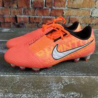 Nike Phantom Venom Elite FG Soccer Cleats Mango Bright AO7540-811 Men's Size 6