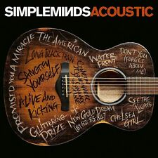 SIMPLE MINDS ACOUSTIC CD ALBUM (New Release November 11th 2016)