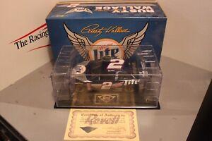 1999 Rusty Wallace Miller Lite Harley Davidson 1/24 Revell NASCAR Diecast