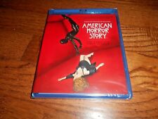 American Horror Story: Complete First Season 1 One 3-DISC BLU-RAY] New *Y-Fold*