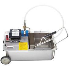Mobile Fryer Filter 110 Lb Capacity