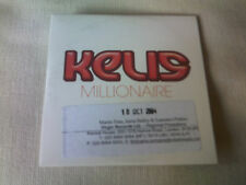 KELIS - MILLIONAIRE - UK PROMO CD SINGLE