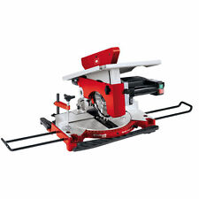 Troncatrice con piano superiore per legno 1200W 210mm Einhell-TH-MS 2112 T