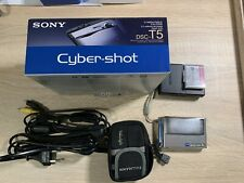 Sony Cyber-Shot DSC-T5  TOP ZUSTAND!