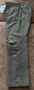 The The North Face Men's Summit L1 VRT Synthetic Climb Pant / Mens 34R / Green /