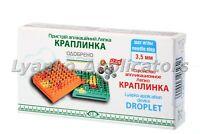 Massage Acupuncture Lyapko Applicator Massager DROPLET 33 x 33 mm 128 needles