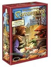 Carcassonne 2.0 Traders & Builders Expansion #2 Board Game Z-Man Games ZMG 78102