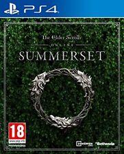 Bethesda Ps4 The Elder Scrolls online - Summerset