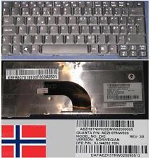 Clavier Qwerty Norvégien/Norwegian Ferrari 1000 ZH3 9J.N4282.T0N KB.FR607.018