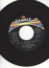 """CROSSOVER/NORTHERN SOUL- INTRUDERS- """"DO YOU REMEMBER YESTERDAY""""- EXCELLENT"""