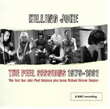 Killing Joke - Peel Sessions 79-81 [New CD]