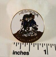Little League Baseball Pin(s):(1) Hesperia Little League (cloissonnee)