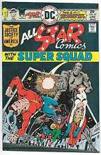 ALL STAR COMICS #59 8.5 VF+ 2ND POWER GIRL COVER