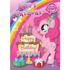 My Little Pony Happy Birthday Card MP020