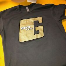 "Guyatone T-Shirt, Auszeichnend Vintage "" G "" Logo Gitarre Hemd, Next Level"