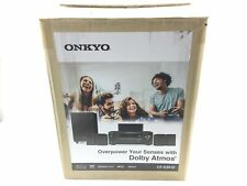 *READ* Onkyo HT S3910 5.1-Ch. Hi-Res 3D Home Theater Speaker System Black