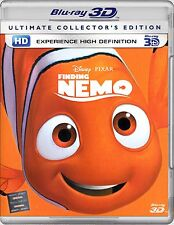 Finding Nemo (Blu-ray 3D) (2003) (All Region) (New)