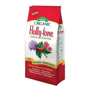 Espoma Holly-tone Organic Dry Plant Food Fertilizer