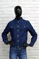 Giubbino MAX & CO Donna Woman Taglia 42 Giacca Jacket Imbottito Blu Jeans