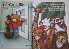 Abverkauf  Noten Paket  Nr. Violoncello 7