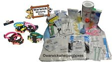 Deluxe Kit Warwick Whelping Boxes ™ Puppy Royal Canin Milk 12 x Puppy ID collars