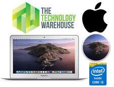 "Apple MacBook Air 13"" Thin & Light MacBook with i5 CPU + SSD & Mac OS Catalina."