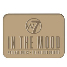 6W7 Cosmetics Lidschatten Palette Nackt Nude Naturfarben - In The Mood