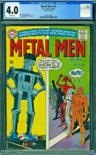 METAL MEN 15 CGC 4.0 Kanigher Andru Esposito 1965