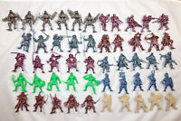 Battle Fantasy Set 2: 51 Plastic Toy Soldiers from Russia, 54mm, Tehnolog, New