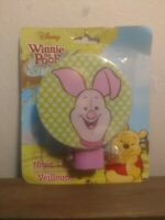 Sealed Walt Disney Winnie the Pooh Piglet Night Light 120v #226171 4-7 Watt Bulb