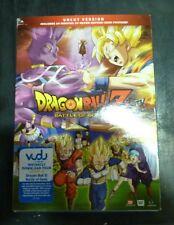 Dragonball Z Battle of the Gods Uncut Version DVD new
