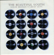 The Beautiful South – Solid Bronze • Greatest Hits - NEW CD - REMASTERED