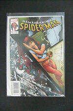 7.5 VF- VERY FINE AMAZING SPIDER-MAN # 601 FINNISH EURO VARIANT CAMPBELL WP 2004