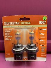Headlight Bulb-SilverStar Ultra 9007 Blister Pack Twin Headlight Bulb Sylvania