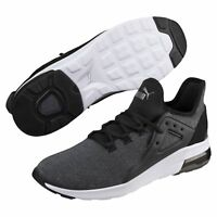 PUMA Electron Street Knit Sneakers Men Shoe Basics New