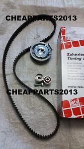FEBI TIMING BELT KIT 40137 VW AUDI A1 A2 A3 A4 A6 Q7 Q3 Q5 TT S3 2.0 TFSI GTI